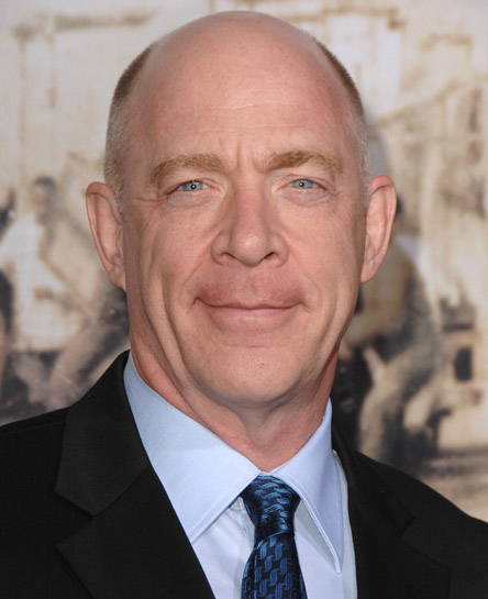 Actor and supporter JK Simmons